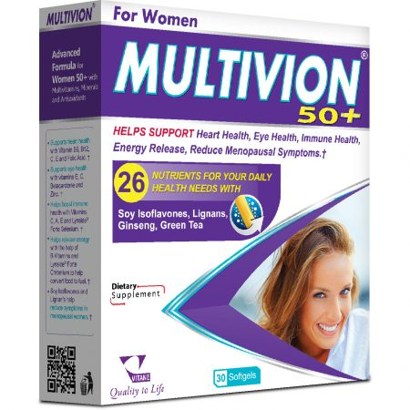Multivion for Women 50+