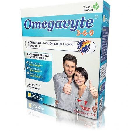 Omegavyte 3 6 9 Softgels
