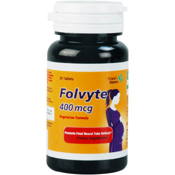 Folvyte Tablets